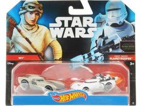 star wars rey flametrooper