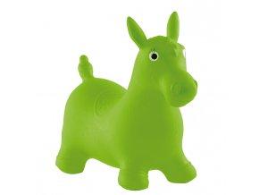 hopsadlo ponny koník zelený