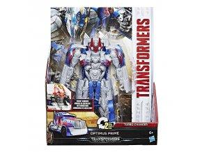 transformers turbo changer optimus prime