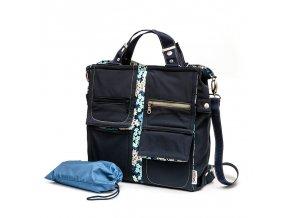 LLPT817 liliputi mama taska daisy taska na prebalovani taska ke kocarku