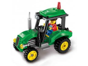 Enlighten Brick 1102 Traktor
