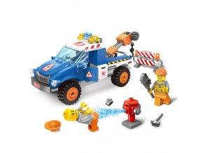 Enlighten Brick 1109 Pohotovostní Vozidlo