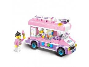Enlighten Brick 1112 Zmrzlinářská Dodávka