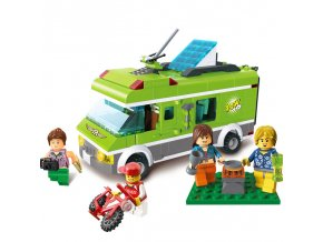 Enlighten Brick 1120 Cestovní Auto