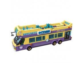 Enlighten Brick 1123 Turistický Autobus
