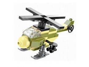 Enlighten Brick 1223 Mini Vrtulník