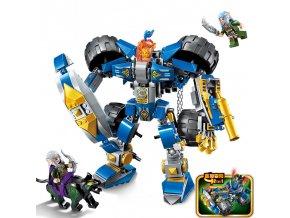 Enlighten Brick 2313 Robot Tank