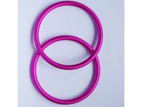 Ring Sling kroužky růžové Velikost RS: M - 1 ks