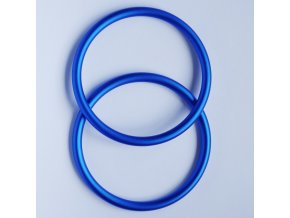 Ring Sling kroužky modré Velikost RS: L - pár