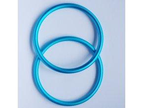 Ring Sling kroužky aqua Velikost RS: L - pár
