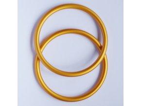 Ring Sling kroužky žluté Velikost RS: L - pár