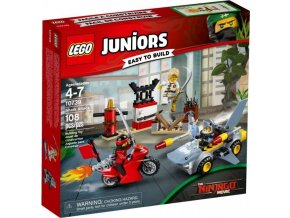 LEGO Juniors 10739 Žraločí útok
