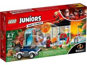 LEGO Juniors 10761 Velký útěk zdomu