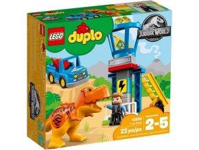 LEGO DUPLO 10880 Trex a věž