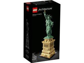 LEGO Architekt 21042 Socha Svobody