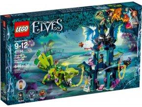 LEGO Elves 41194 Noctuřina věž a záchrana zemní lišky