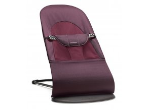 vyr 1945Bouncer Balance Soft Plum red Cotton 1