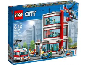 LEGO City 60204 Nemocnice LEGO City