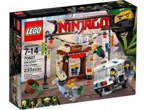 LEGO Ninjago 70607 Honička po NINJAGO City