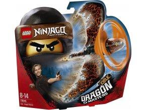 LEGO Ninjago 70645 Dračí mistr Cole