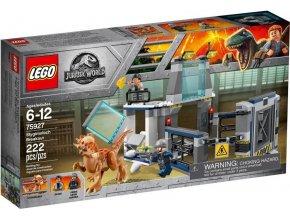 LEGO Jurassic World 75927 Útěk Stygimolocha
