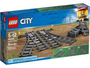 LEGO CITY 60238 Výhybky