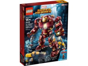 LEGO Super Heroes 76105 The Hulkbuster: Ultron Edition