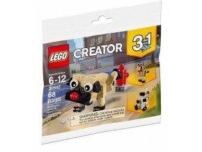 LEGO Creator 30542 Roztomilý mops