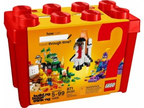 LEGO Classic 10405 Mise na Mars, Box 871 kostek