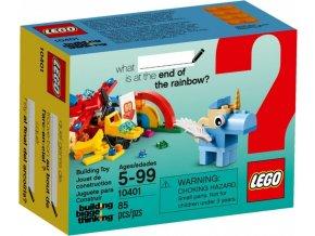 LEGO Classic 10401 Duhová zábava, 85 kostek
