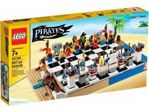 LEGO Pirates 40158 Šachy