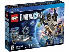LEGO Dimensions 71171 Starter Pack Playstation 4