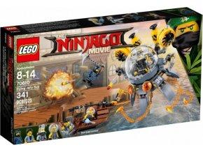 LEGO Ninjago 70610 Ponorka Medúza