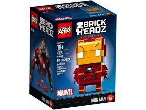 LEGO BrickHeadz 41590 Iron Man