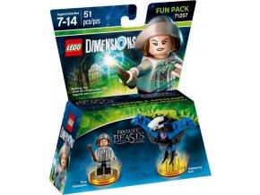 LEGO Dimensions 71257 Fun Pack: Fantastic Beasts