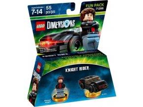 LEGO Dimensions 71286 Fun Pack: Knight Rider