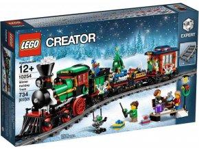 LEGO Creator 10254 Zimní sváteční vlak