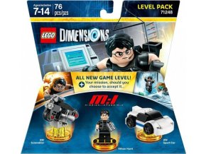 LEGO Dimensions 71248 Level Pack: Mission: Impossible