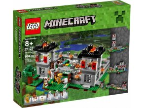 LEGO Minecraft 21127 The Fortress (Pevnost)