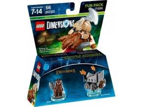 LEGO Dimensions 71220 Fun Pack: Gimli