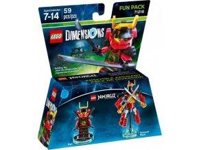 LEGO Dimensions 71216 Fun Pack: Nya