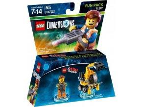 LEGO Dimensions 71212 Fun Pack: Emmet