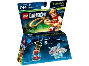 LEGO Dimensions 71209 Fun Pack: Wonder Woman