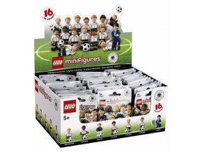 LEGO 71014 Original Box 60 Minifigurek fotbalistů Německa