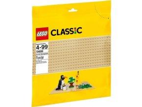 LEGO 10699 Střední podložka na stavění písková