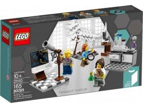 LEGO Ideas 21110 Výzkumná laboratoř, Rarita!