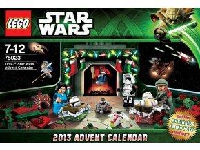 LEGO Star Wars 75023 Adventní kalendář, Rarita!