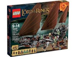 LEGO Pán prstenů 79008 Přepadení pirátů