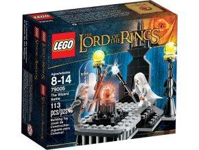 LEGO Pán prstenů 79005 Souboj čarodějů, Rarita!