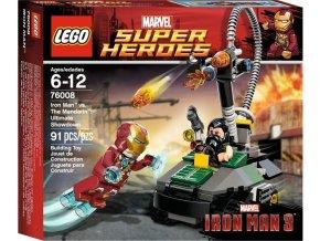 LEGO Super Heroes 76008 Iron Man: Mandarin - Rozhodující bitva, Rarita!
